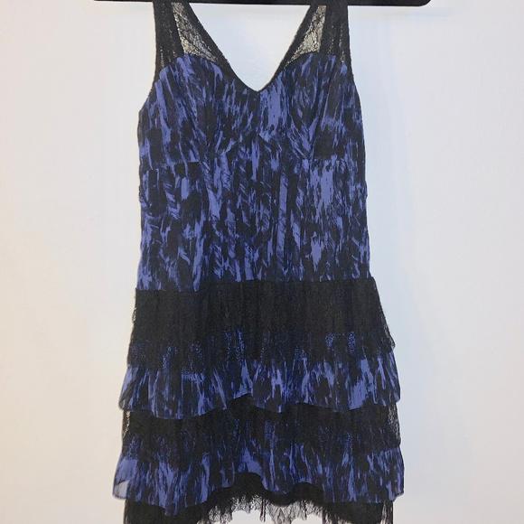 Guess Dresses & Skirts - Guess blue cocktail mini dress